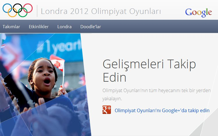 Londra 2012 Olimpiyat Oyunları