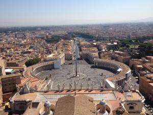 Roma'da Bayram