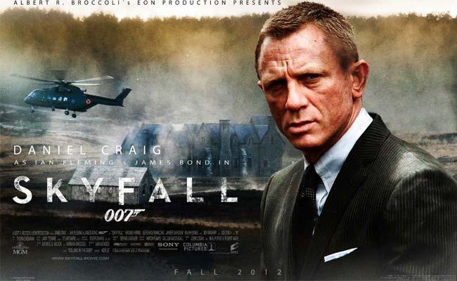 Skyfall : Bond, James Bond, 007