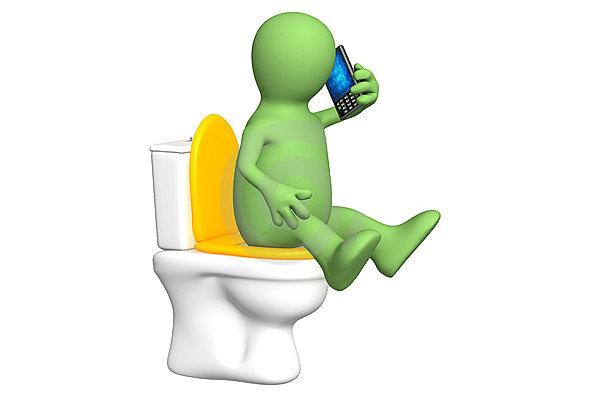 Tuvaletten Bildiriyoruz :)