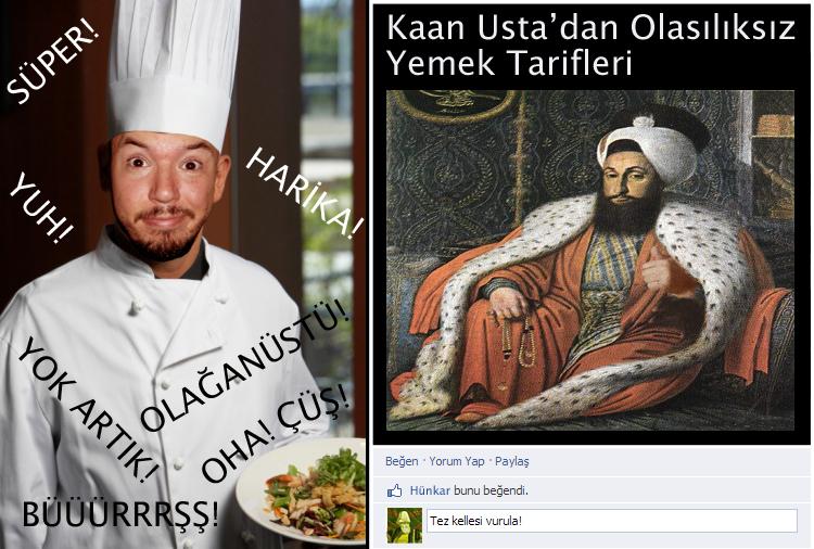 Kaan Usta'dan Olasılıksız Yemek Tarifleri: Hünkar Beğendi