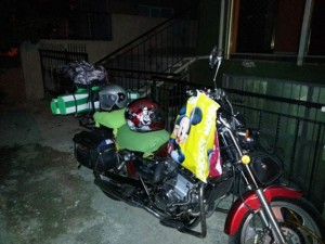Motosikletle Ege Turumuz - Bozcaada - Assos