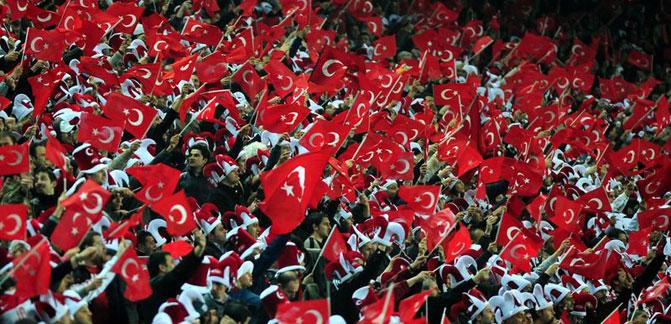 Ben Türkiye'yim Ben İstemeden Maç Bitmez!