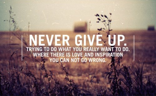 Asla Vazgeçme