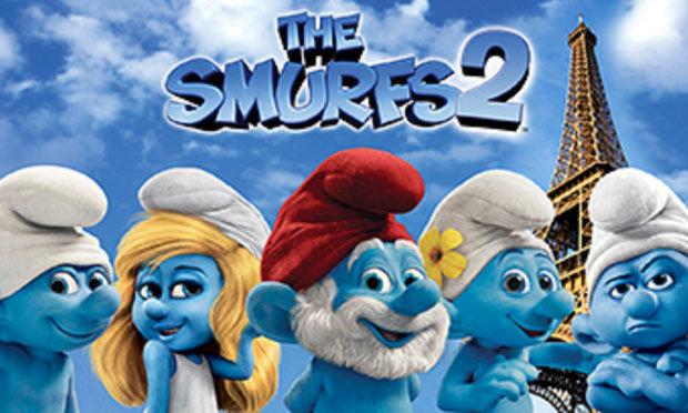 Şirinler 2 - The Smurfs 2